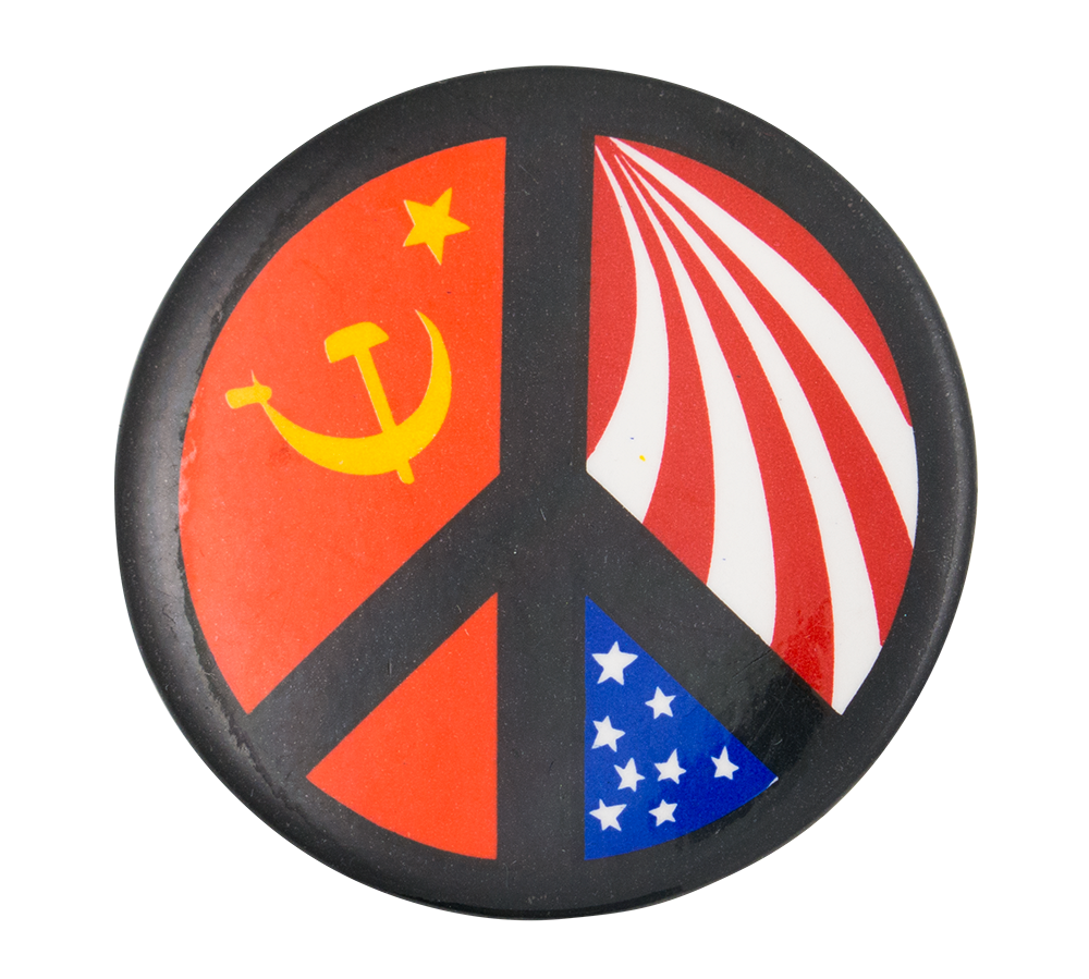 Peace sign ussr and united states busy beaver button museum peace sign ussr and united states biocorpaavc