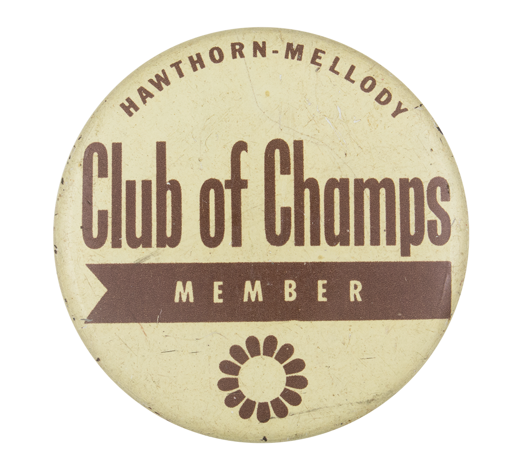Club of Champs Club Button Museum