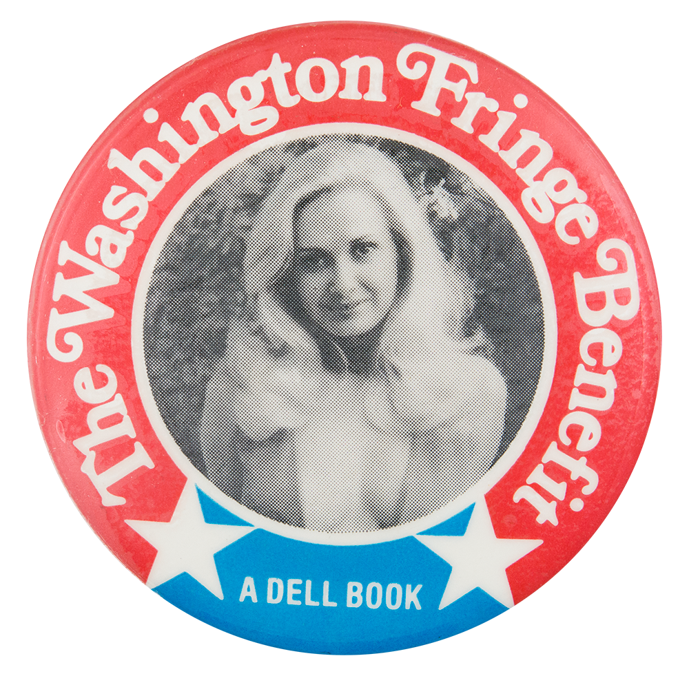 The Washington Fringe Entertainment Button Museum