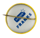 Armour Franks button back Advertising Button Museum