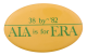 ALA is for ERA yellow version Cause Button Museum