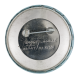 American Folklore Society Centennial button back Event Button Museum