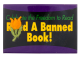 Read a Banned Book Events Button Museum