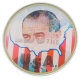 LBJ for the U.S.A. Flasher Political Button Museum