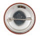 Nothing was Ever Accomplished button back Social Lubricator Button Museum