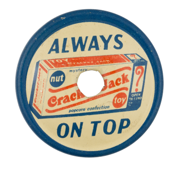 Always On Top Advertising Button Museum