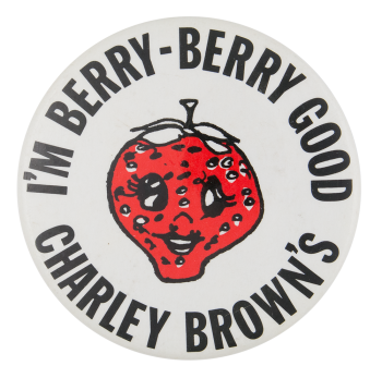 Charley Brown's Advertising Button Museum