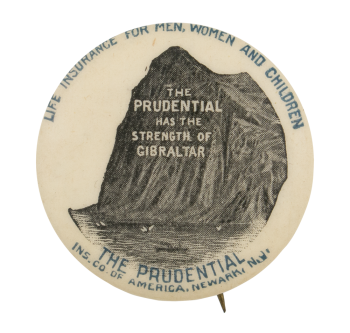 The Prudential Advertising Button Museum