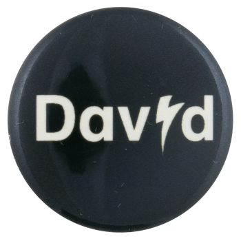 David Bowie Is Music Button Museum