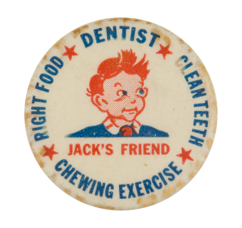 Jack's Friend Cause Button Museum