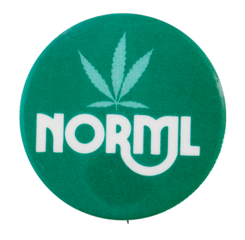 Norml Cause Button Museum