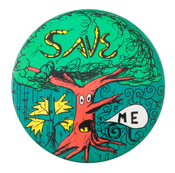 Save Me Cause Button Museum