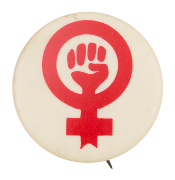 Women's Liberation Cause Button Museum