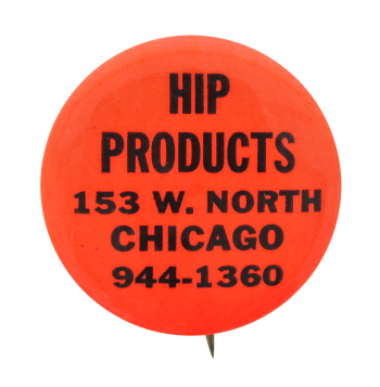 Hip Products Chicago Button Museum