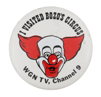 I Visited Bozo's Circus Chicago Button Museum