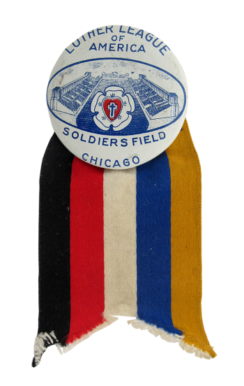 Luther League of America Chicago Button Museum