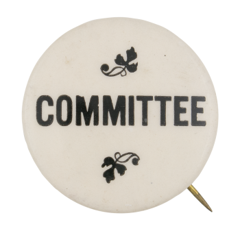 Committee Club Button Museum