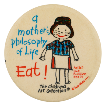 The Children's Art Collection Club Button Museum