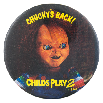 Childs Play Two Entertainment Button Museum