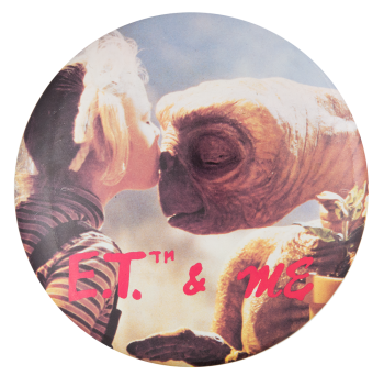 E.T. & Me Gertie Entertainment Button Museum