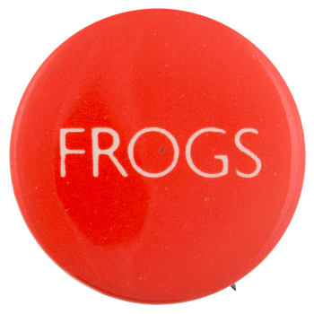 Frogs Entertainment Button Museum