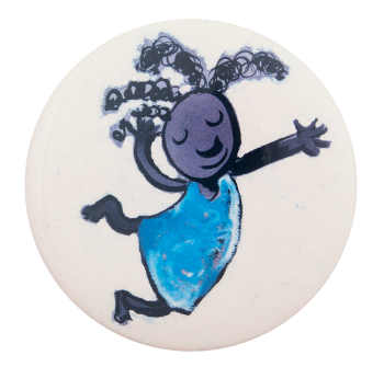 The Genie in the Jar Entertainment Button Museum