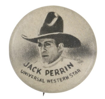 Jack Perrin Entertainment Button Museum