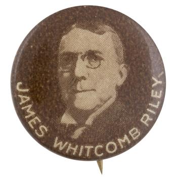 James Whitcomb Riley Entertainment Button Museum