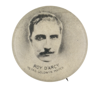 Roy D'arcy Entertainment Button Museum