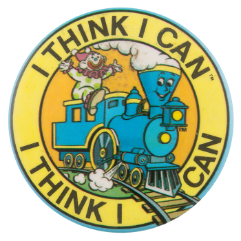 The Little Engine That Could Entertainment Button Museum