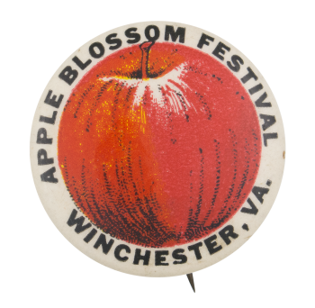 Apple Blossom Festival Event Button Museum
