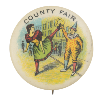 County Fair Event Button Museum