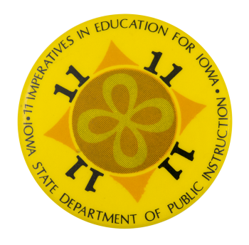 Eleven Imperatives In Education for Iowa