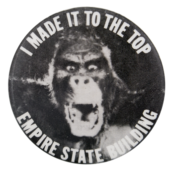 Empire State Building Event Button Museum