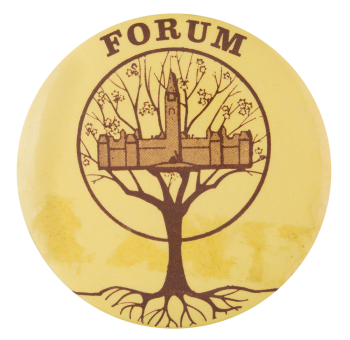 Forum Events Button Museum