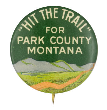 Hit the Trail Event Button Museum