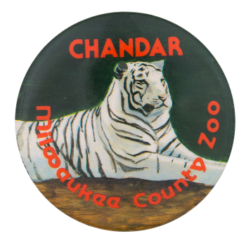 Milwaukee County Zoo Events Button Museum