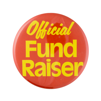 Official Fund Raiser Club Button Museum