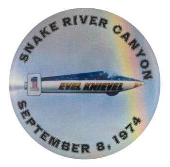 Snake River Canyon Event Button Museum