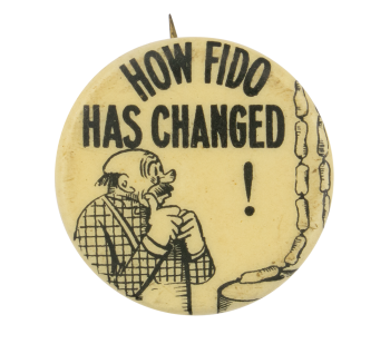 How Fido Has Changed Advertising Button Museum