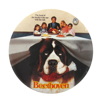 Beethoven Movie Innovative Button Museum