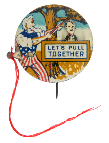 Let's Pull Together Innovative Button Museum