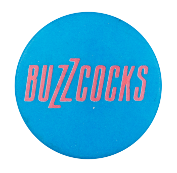 Buzzcocks Music Button Museum