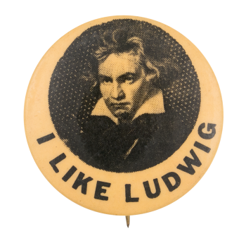 I Like Ludwig Music Button Museum