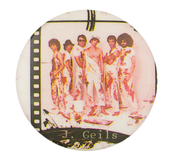 J Geils Freeze Frame Music Button Museum