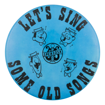 Let's Sing Music Button Museum