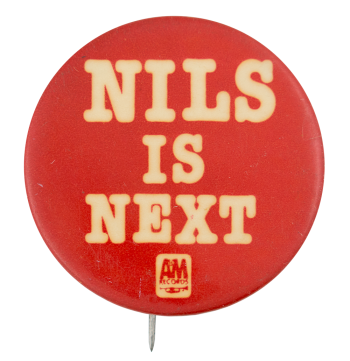 Nils is Next Music Button Museum