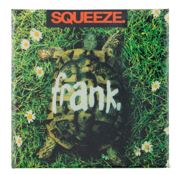 Squeeze Frank Music Button Museum