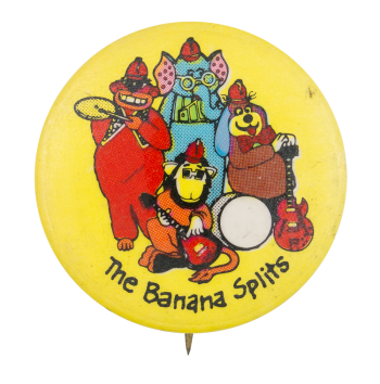The Banana Splits Music Button Museum