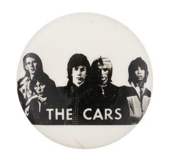The Cars Music Button Museum